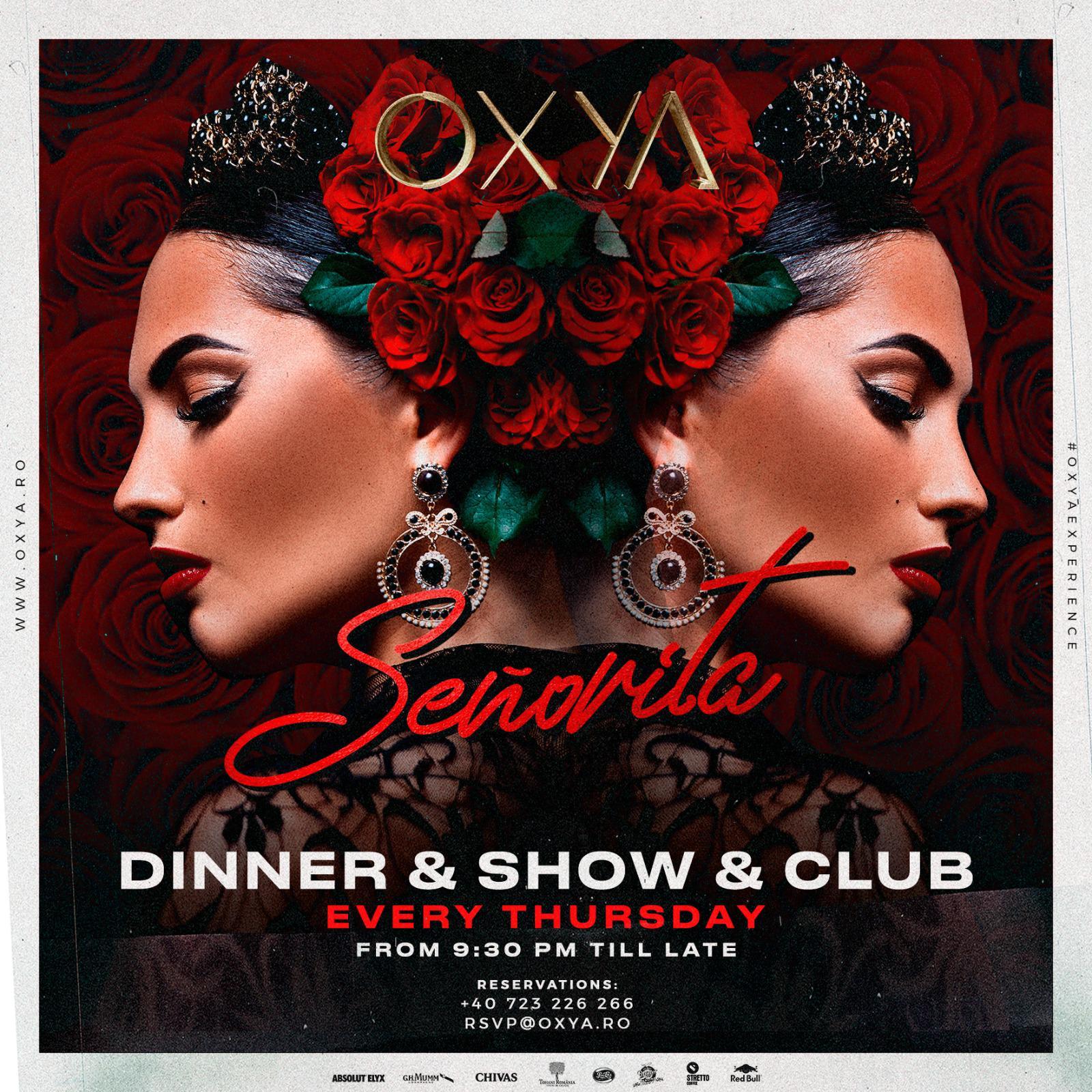 Señorita Party at OXYA