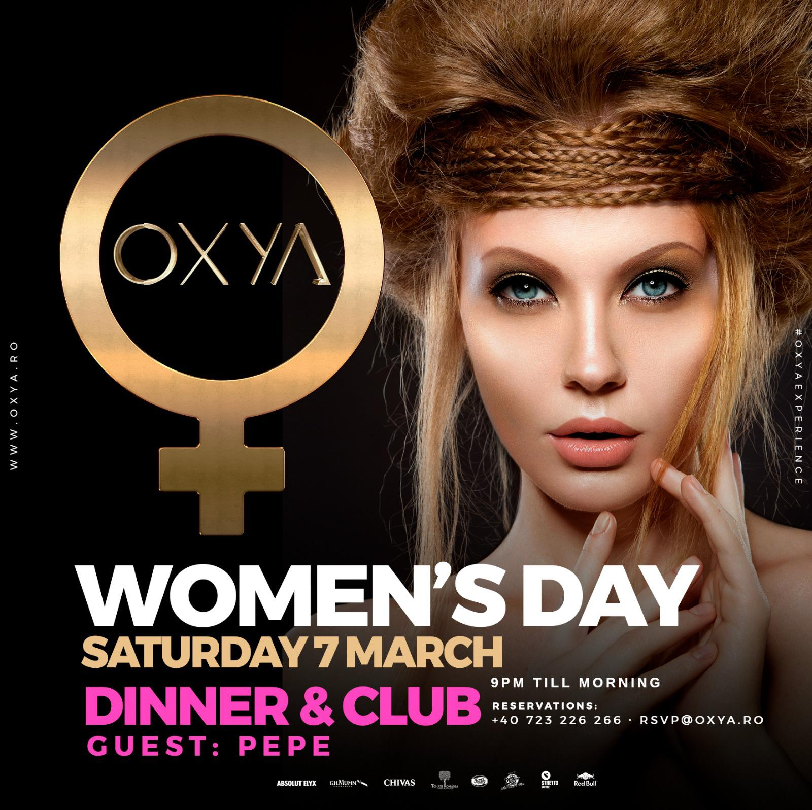 Women's Day Celebration at OXYA